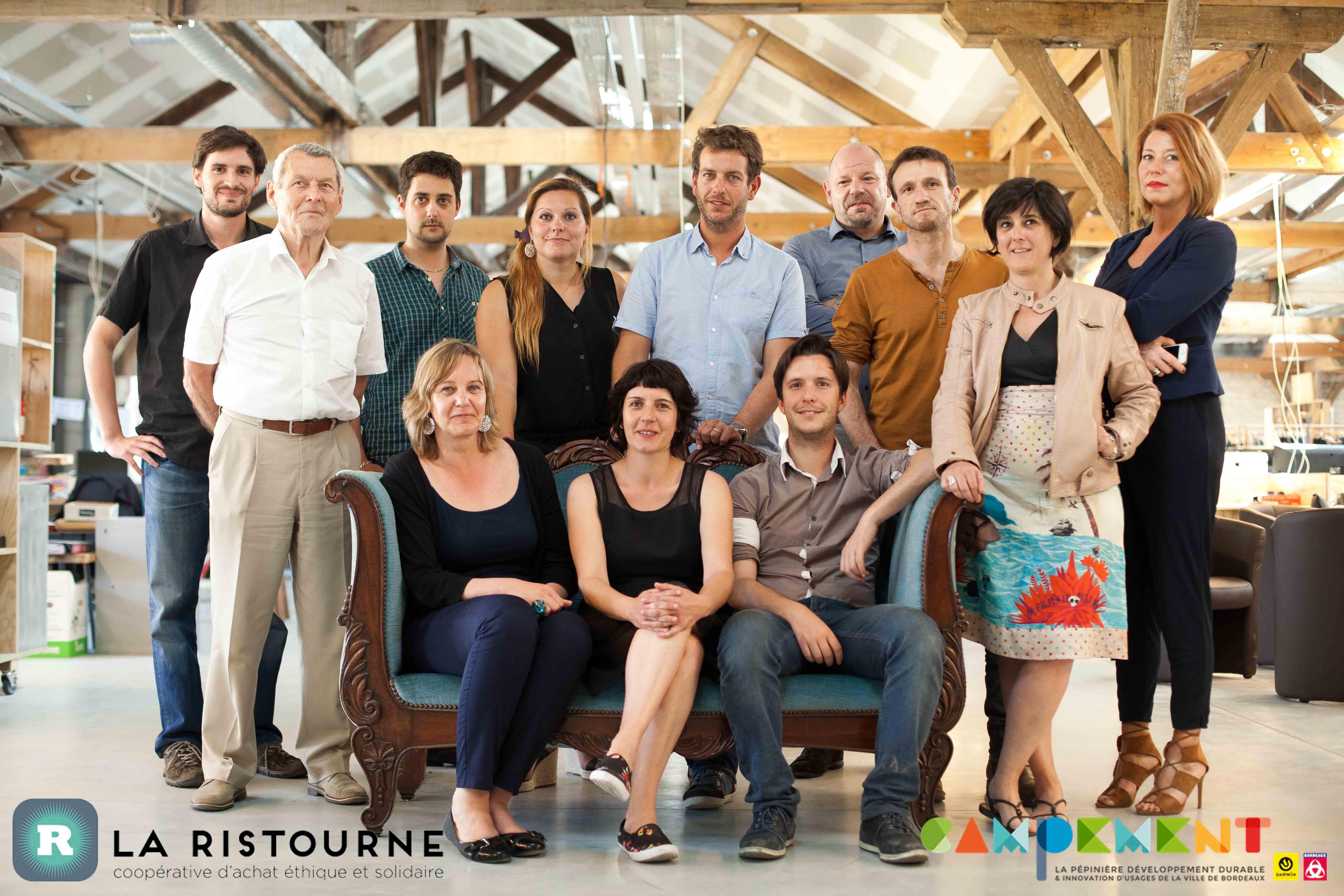LES CAMPEURS # 20 : LA RISTOURNE