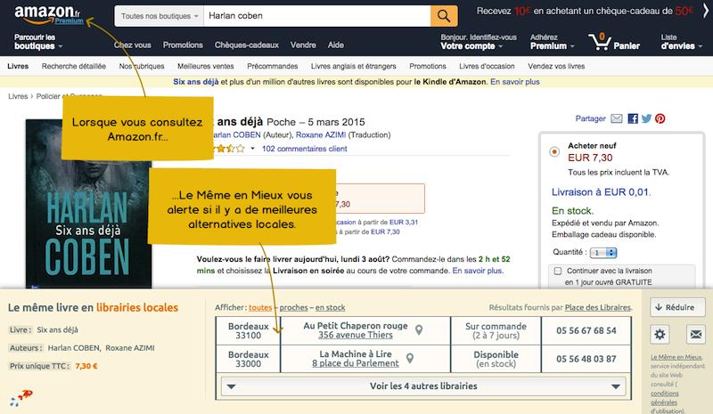 Le Même en Mieux sur Amazon.fr