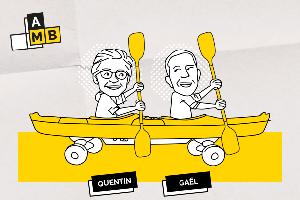 Adopte Ma Boîte #2 : Quentin et Gaël les associés qui roulent